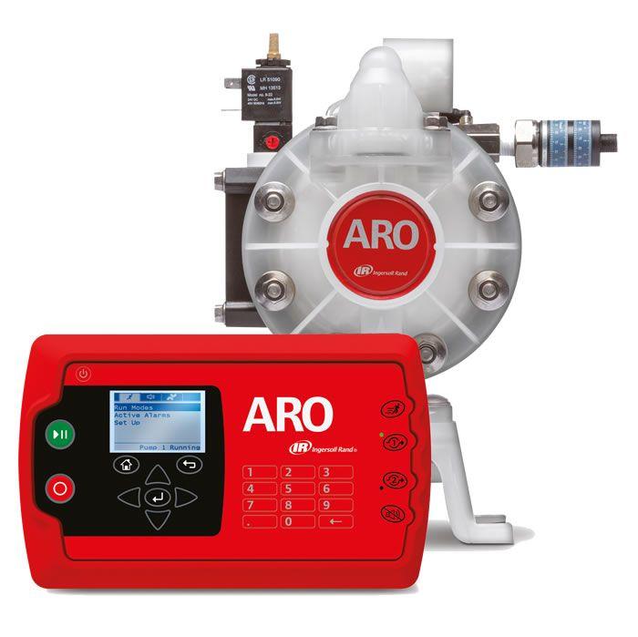Controle seus gastos de energia com o controlador de bombas pneumáticas