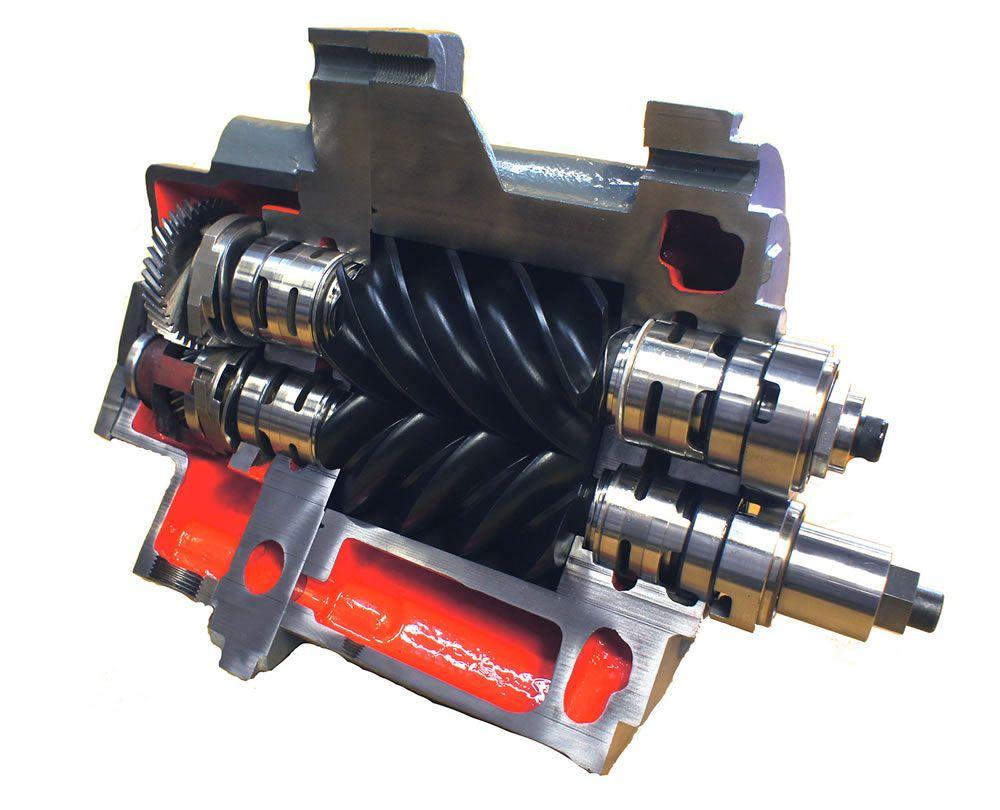 HBR expande linha de serviços e peças em equipamentos isentos de óleo na linha Z