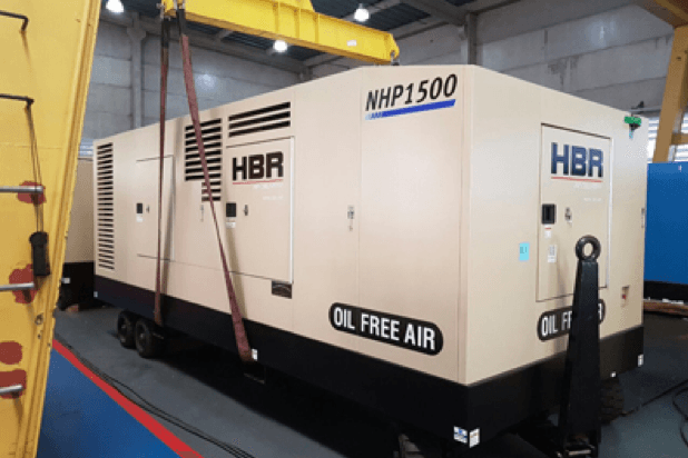 HBR ready to service maintenance stops in several segments