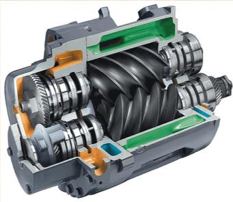 Qual a importância do revestimento de teflon nos compressores isentos de óleo?