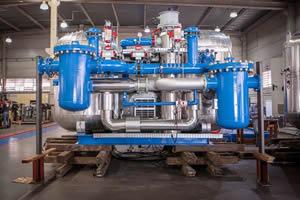 Unidades de Desidratação de Gás