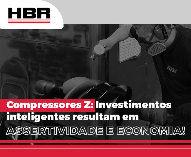 Compressor Z investimento inteligente