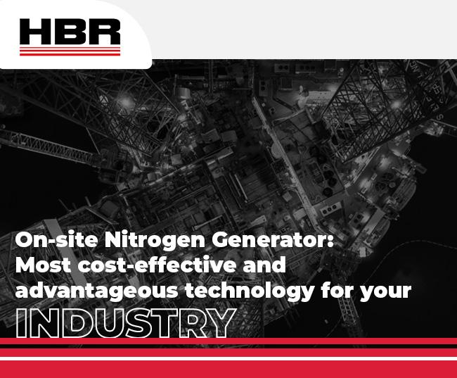 On-site Nitrogen Generator